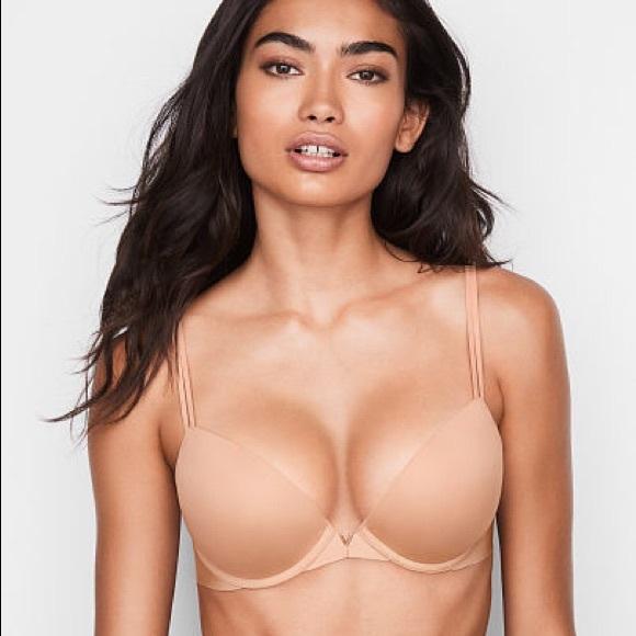 2d31875fc0 Sexy Illusions Victoria s Secret Plunge Bra. M 5b81b653f41452c130124b42